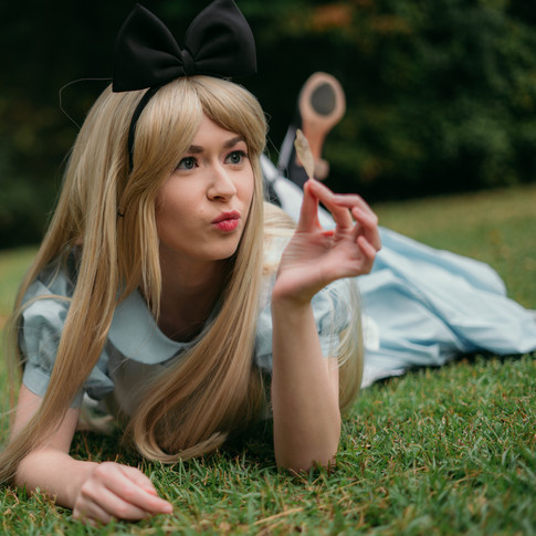 Alice Disney World