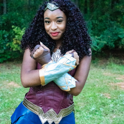 Wonder Woman Atlanta