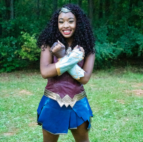 Atlanta superhero rental