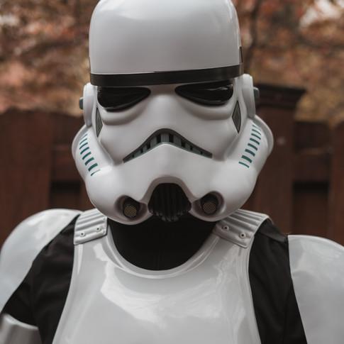 Stormtrooper for rent