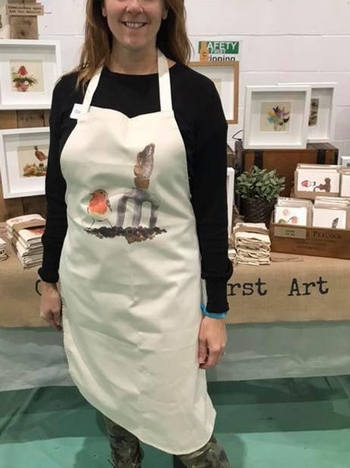 'Little helper' Adult apron