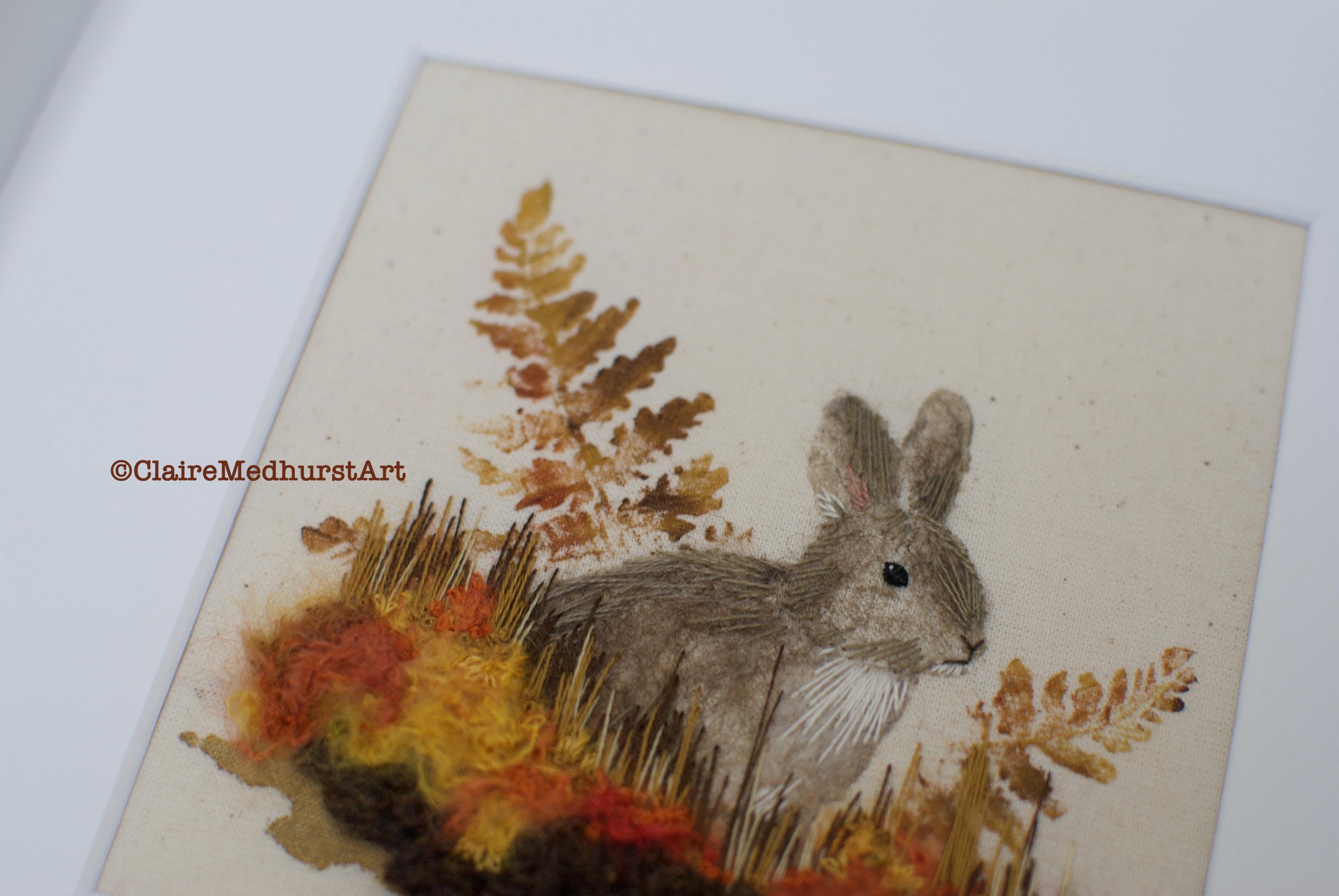 Bracken Bunny Autumn NW