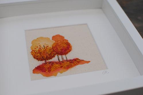 'Autumn trees'