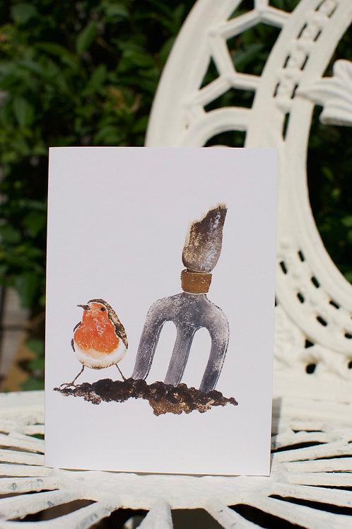 Little Helper - Card