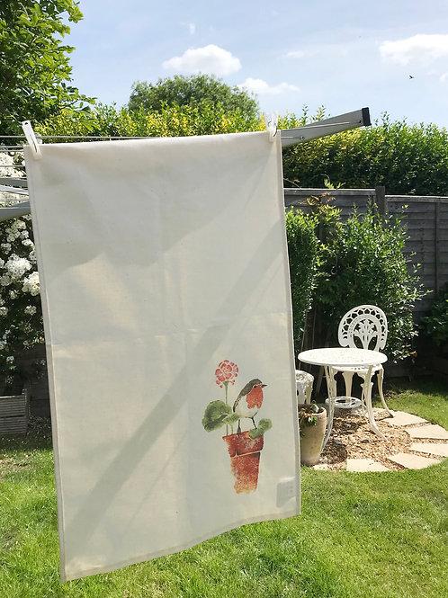Old Pot Rest Stop - Tea towel