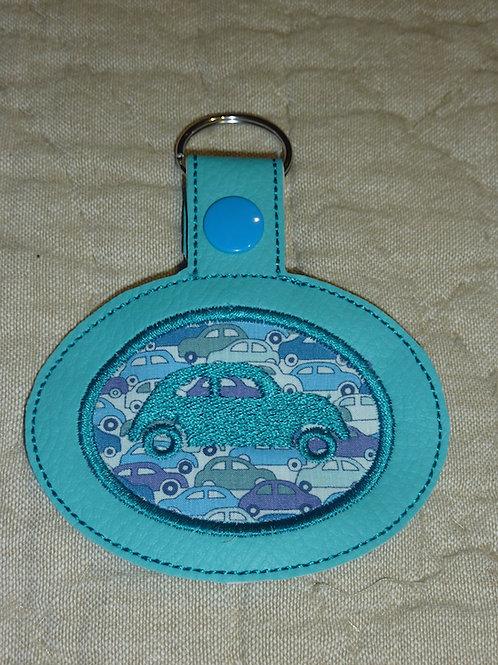 Porte clés simili cuir