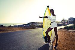 A SURF IMPROMPTU