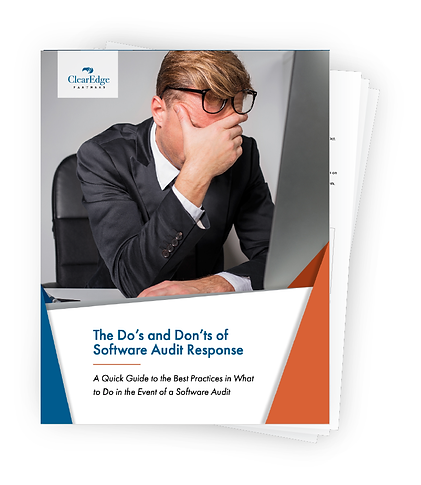 Software Audit Response Guide