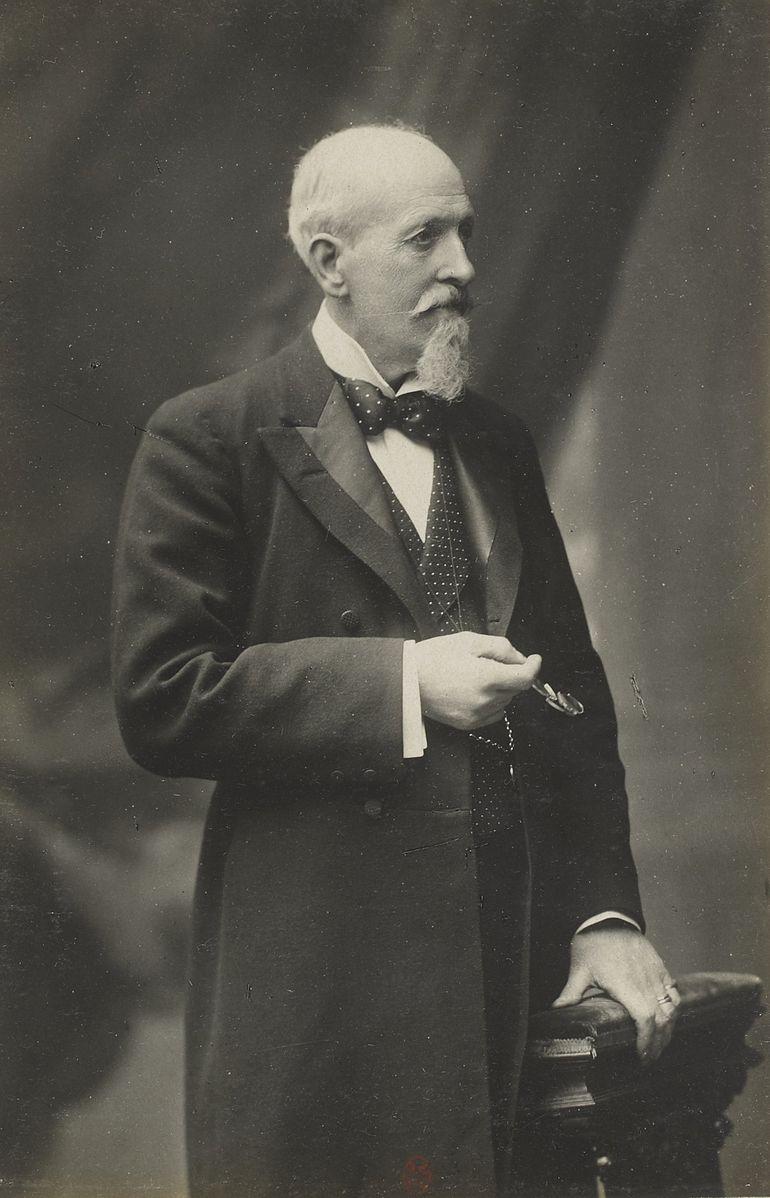 Charles Spearman in 1900