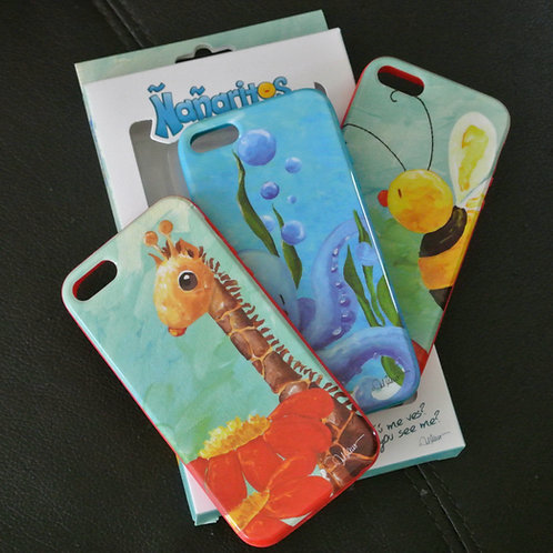 iPhone Covers/Cubiertas