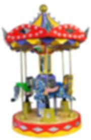 carousel,kiddie,coin,ride