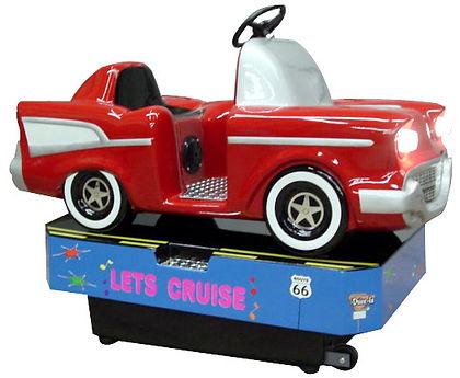 Kiddie Ride Chevy