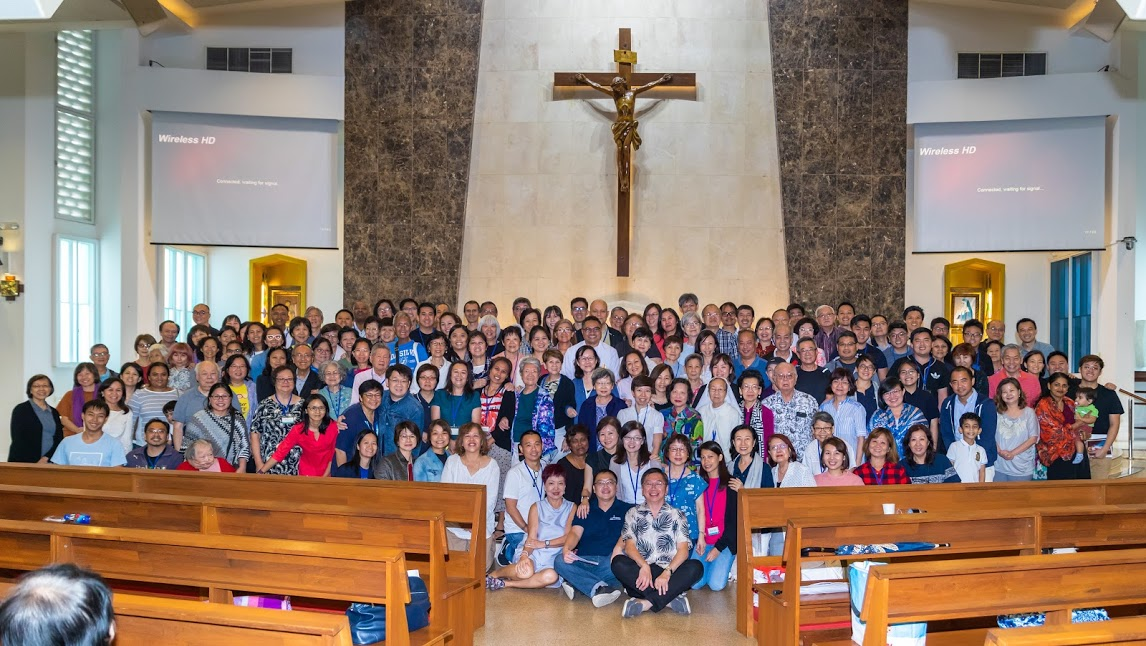 St.Bernadette Parish Retreat