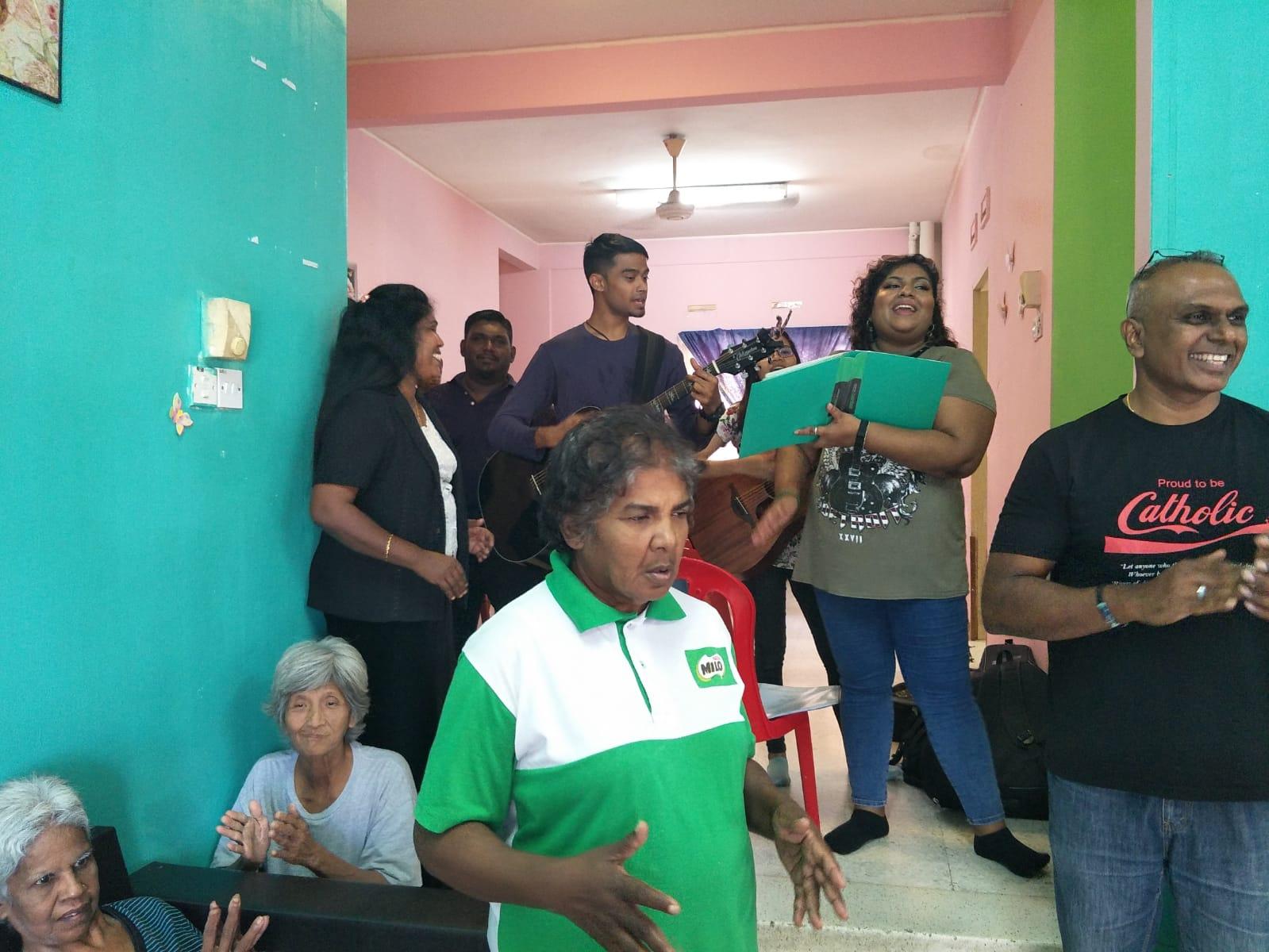 Outreach in Melaka