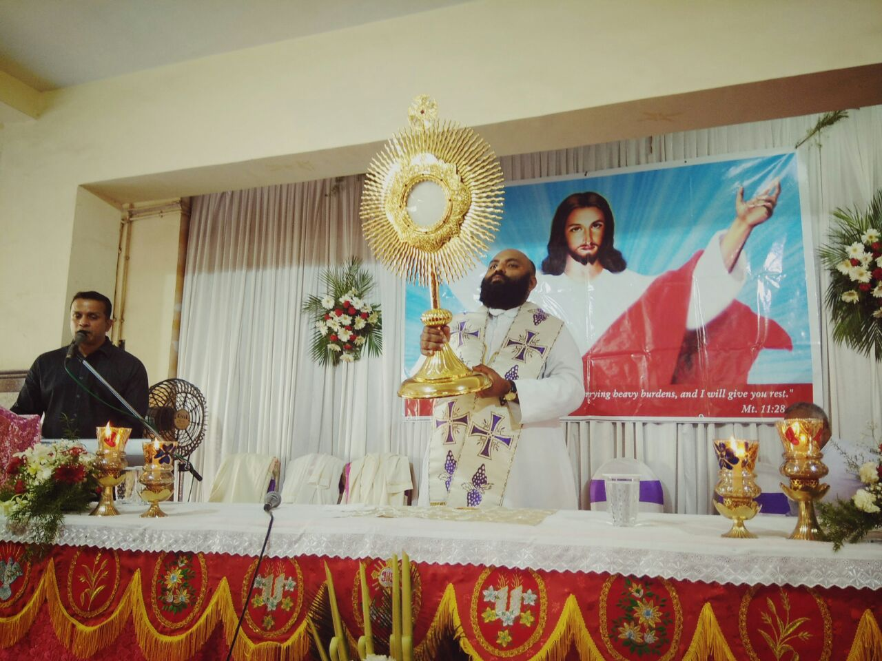 9 day Divine Mercy Convention Bombay