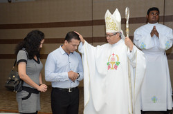 Blessings from Archbishop
