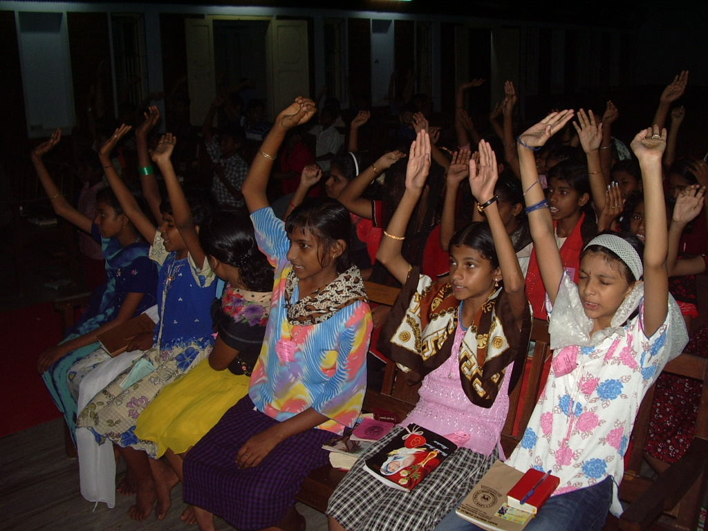 Children's Retreat - India