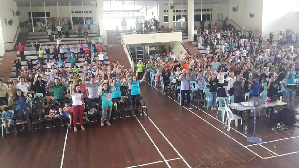 Gloria Patri Ministries in Sabah