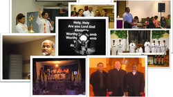 Some of the Contributing Priests