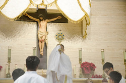 Church of St.Anthony New Year Mass