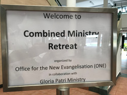 Combined Ministries Retreat 2018