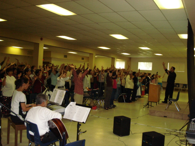 Gloria Patri WW Outreach - Canada