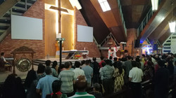 Blessed Sacrament Retreat 2019