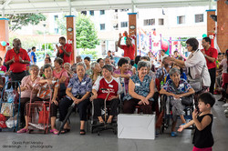 Outreach in Singapore