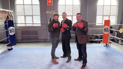 Charity Boxing Event Collared For Raising Funds