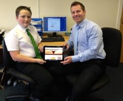 Jack's with winning web skills