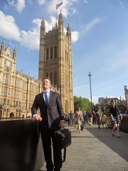Jason Mace House of Lords