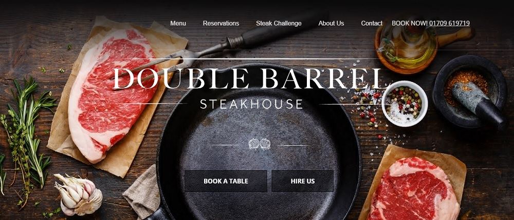 Double Barrel Steakhouse