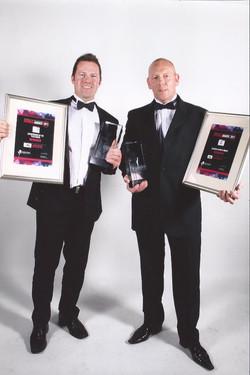 Awards with Mark Thompson