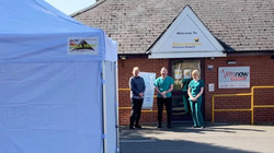South Yorkshire gazebo firm has home workers and businesses covered