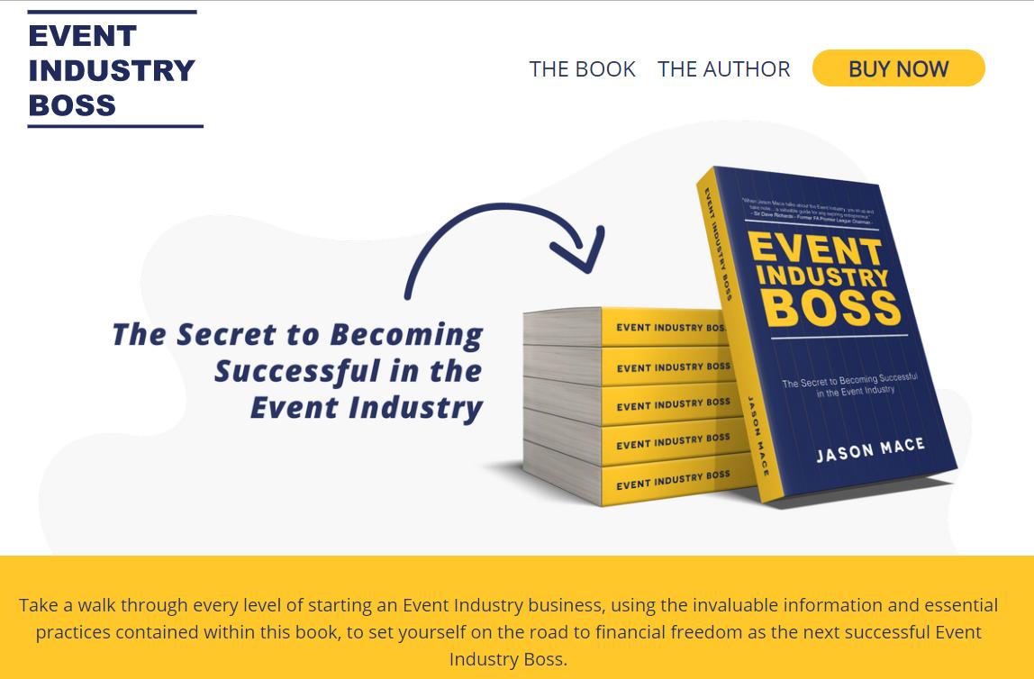 Event Industry Boss