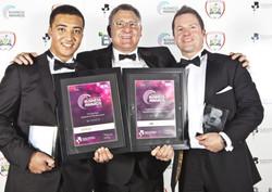 Jason Mace Business Awards 2013