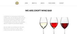 Croft Wine Bar