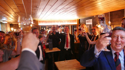 Croft Wine Bar Opening Day