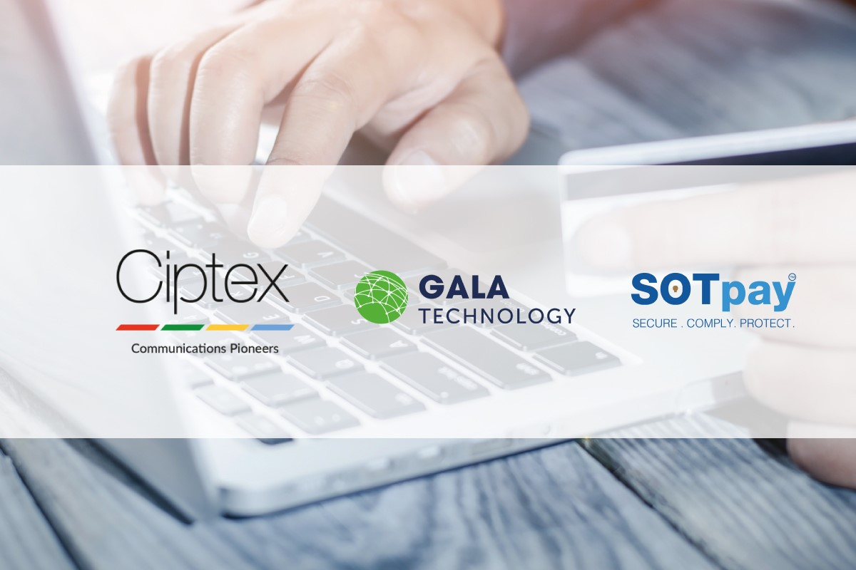 Gala Technology to deliver compliant payments system for Ciptex