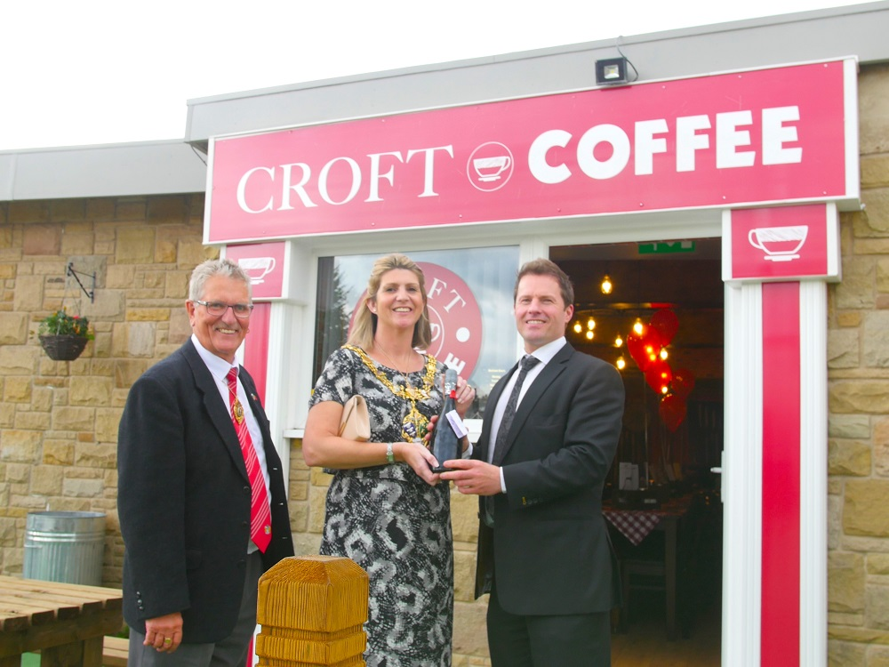 Croft Coffee Opening