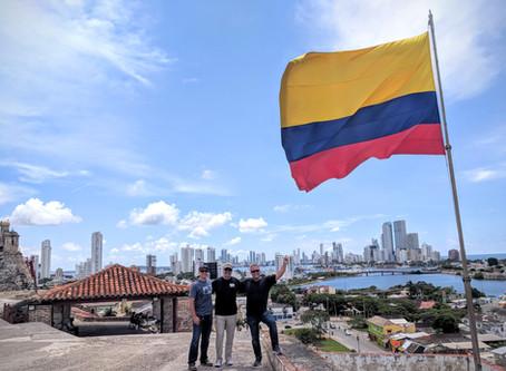 Leg 7 Bogota Colombia to Cartagena