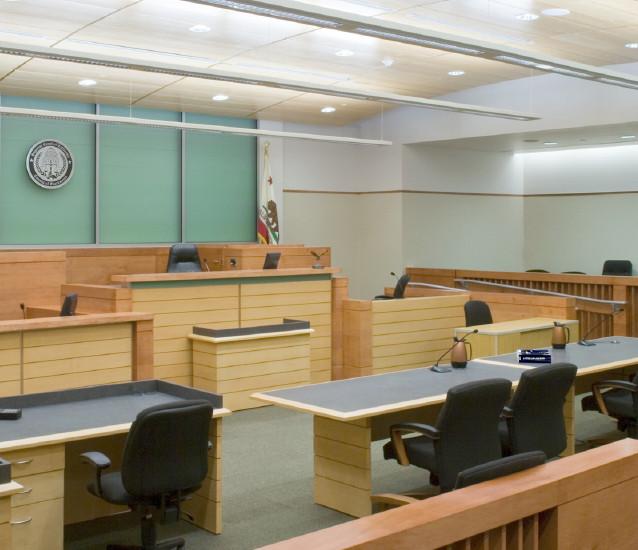 Sacramento County Juvenile Courthouse