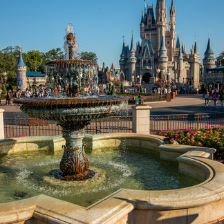 Magic Kingdom Hub Expansion