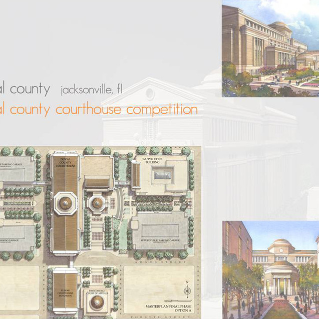 Duval County Courthouse Competition