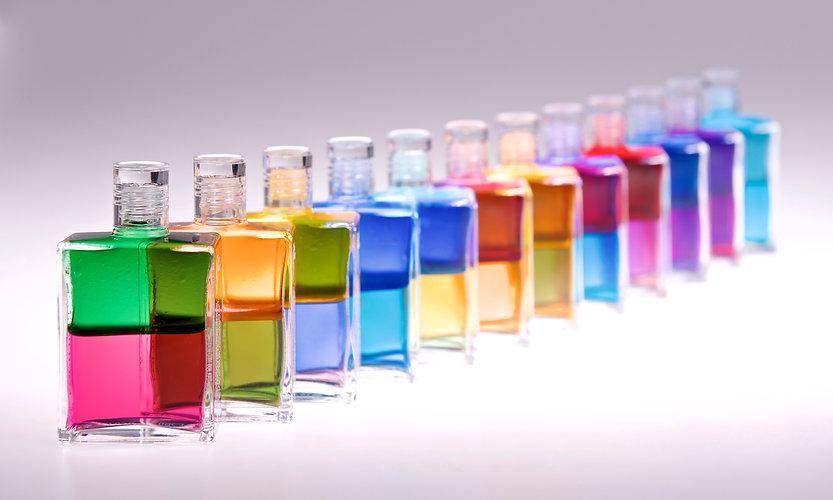 Aura-Soma, Equilibrium-Flaschen