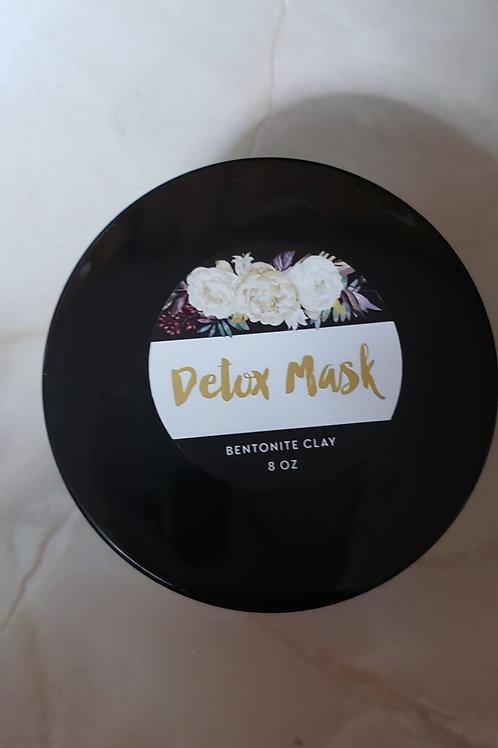 Natural Detoxifying Masks