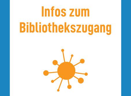 Bibliothekszugang von Zuhause