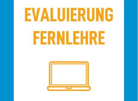 Evaluierung der Fernlehre an der FH Oberösterreich