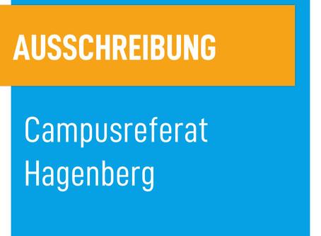 [Ausschreibung] Campusreferat Hagenberg
