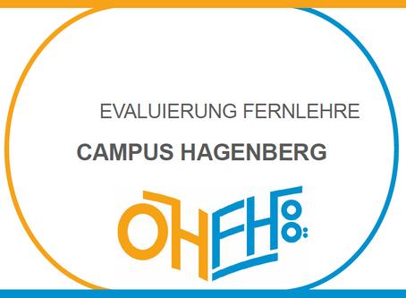 Hagenberg: Die Ergebnisse der Evaluierung zur Fernlehre